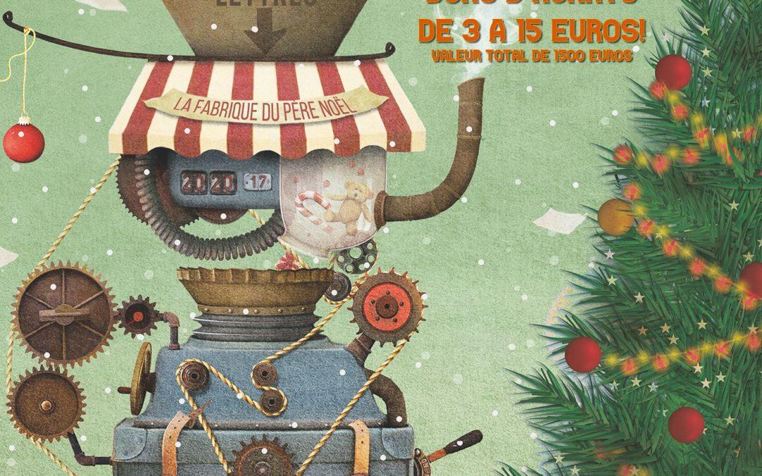 Grand Jeu de Noël des Commerçants de Paramé