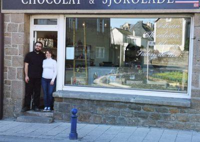 CHOCOLAT & SJOKOLADE