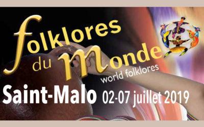 Concours pour gagner des places aux Folklores du Monde