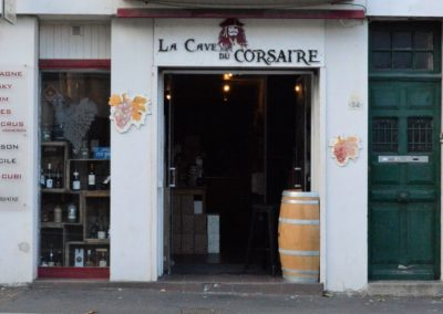 LA CAVE DU CORSAIRE