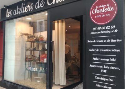 LES ATELIERS DE CHARLOTTE