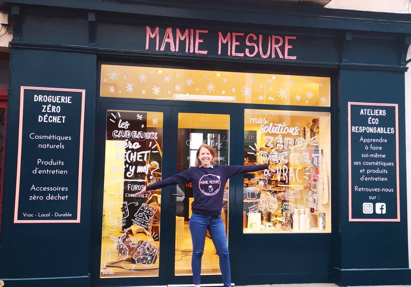 Mamie Mesure boutique à Saint-Malo Paramé