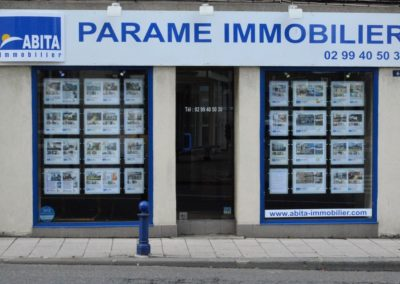 PARAME IMMOBILIER