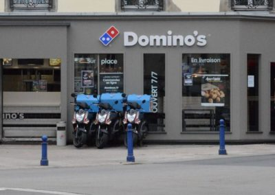 PIZZA DOMINO'S
