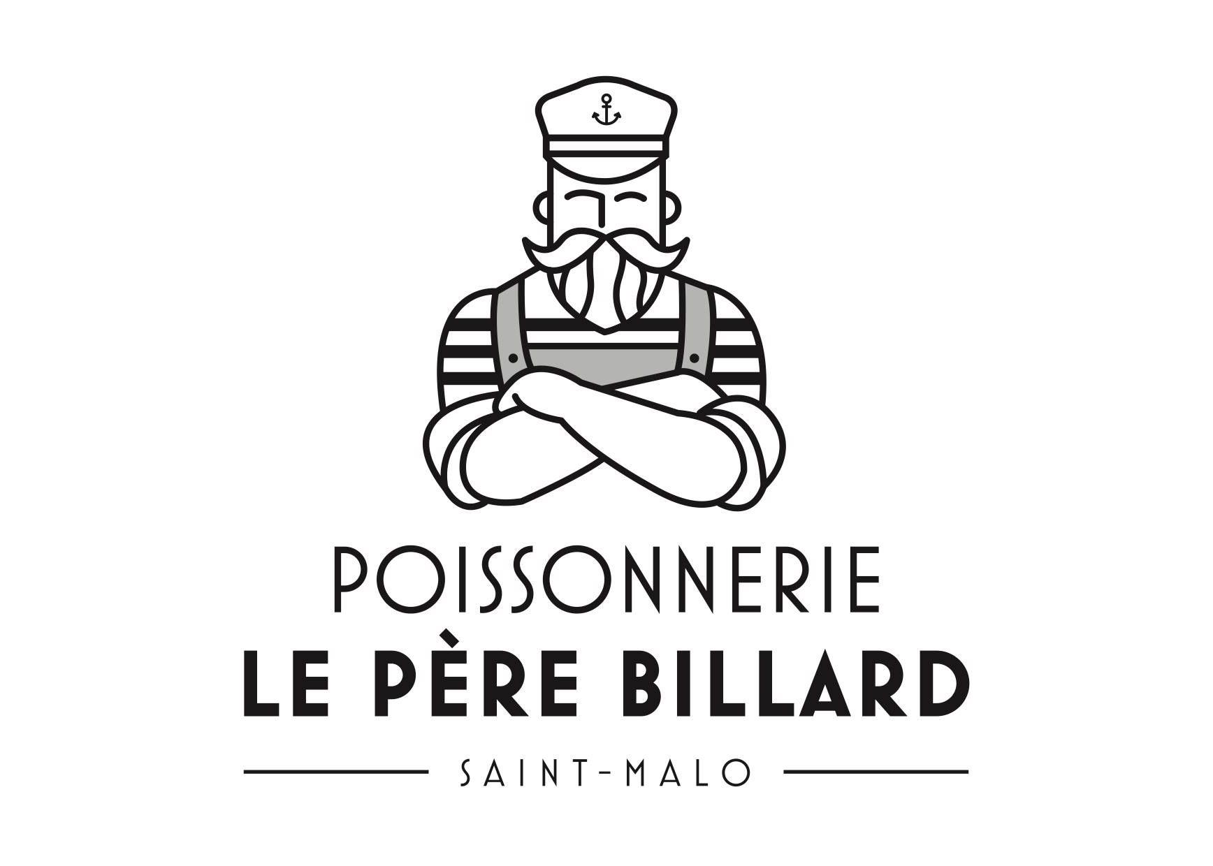 POISSONNERIE LE PÈRE BILLARD à Saint-Malo