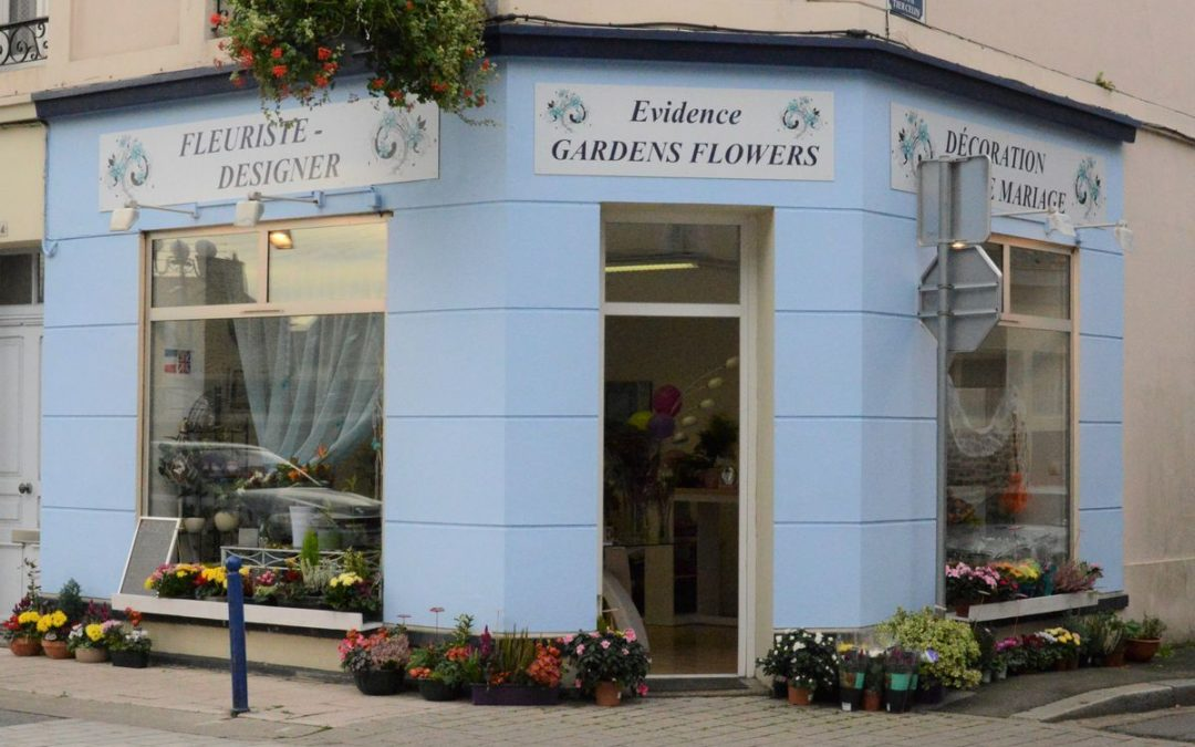 EVIDENCE GARDEN FLOWERS