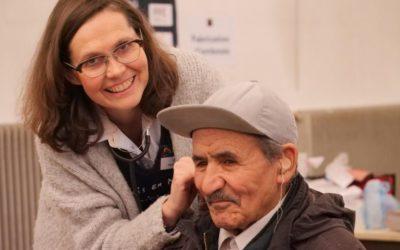 Mélissa Le Garrec d'une oreille à l'autre aide les malentendants les plus démunis
